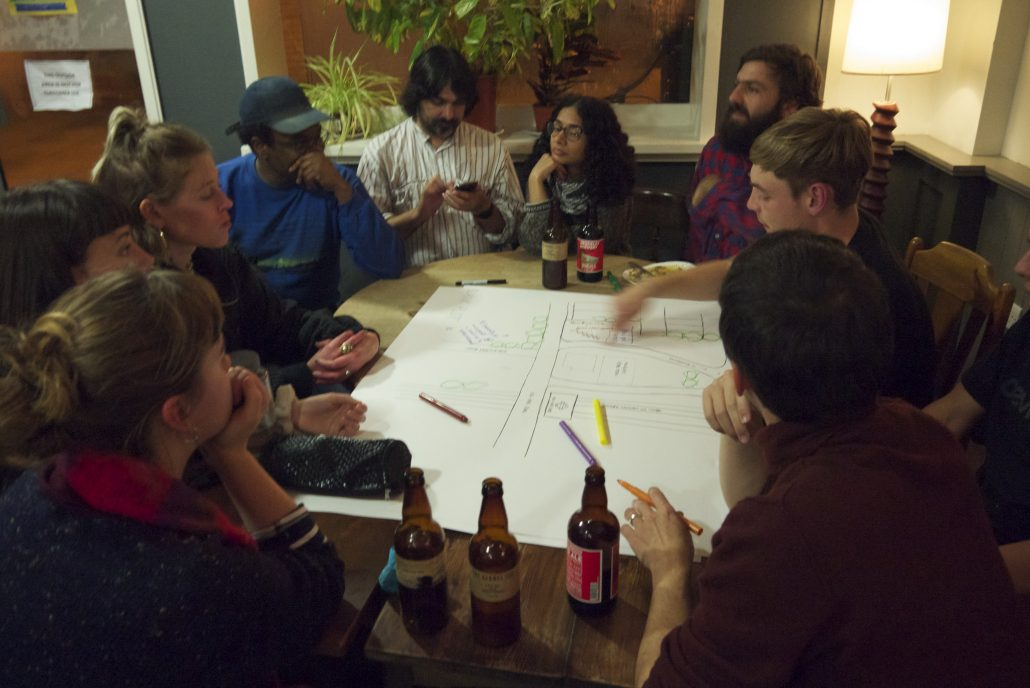 Working together on a neighbourhood plan