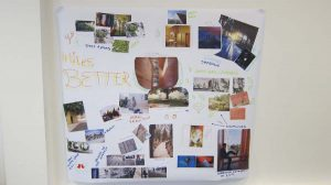 Spaces by Design with Wandle residents and staff