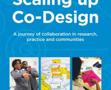 Scaling up Co-Design: a journey of collaboration in research, practice and communities