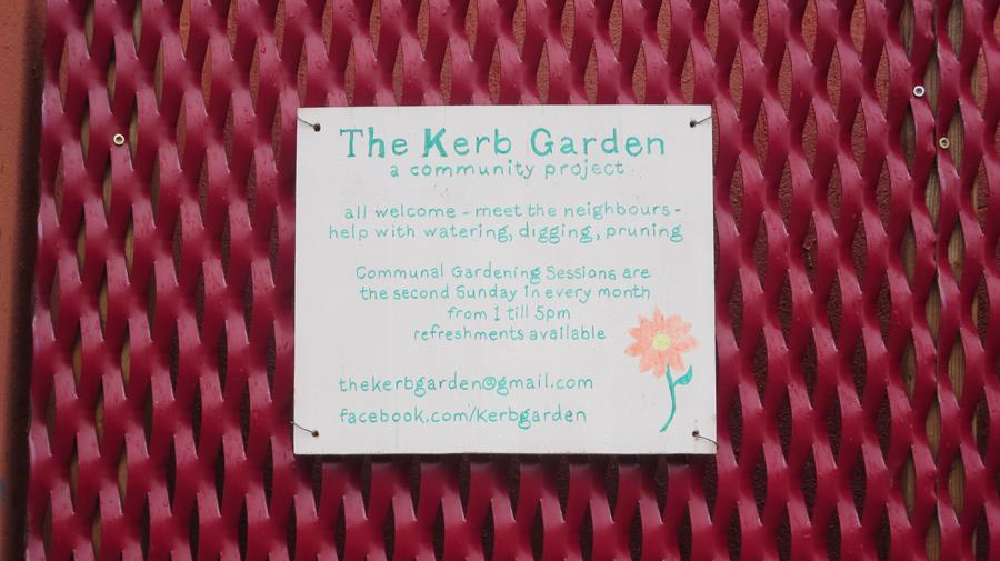 The Kerb Garden