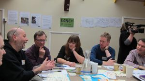 Community led housing knowledge exchange 2016