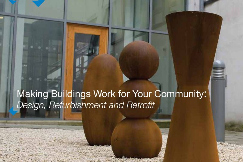 Making Buildings Work for Your Community cover