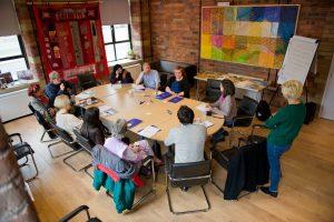 Manningham Mills workshop