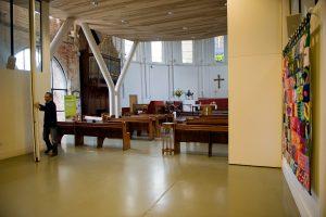 St Paul's Church, Bow: Community Hall