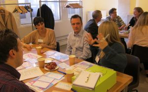 Collaboration for Innovation in Place workshop 2015
