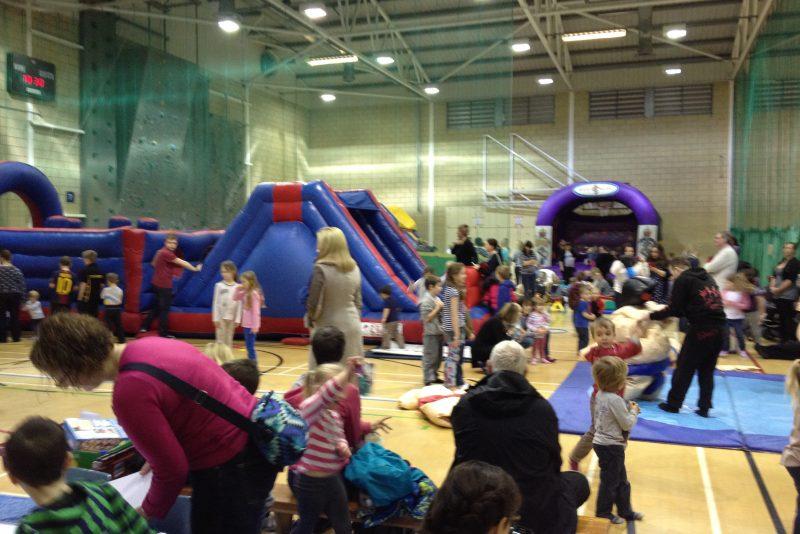 Tidworth Mums Mega Soft play Day