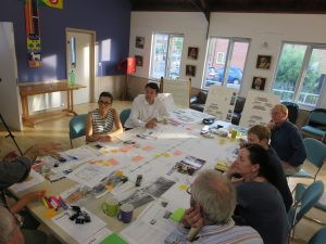 Empowering Design Practices: St Luke's Oxford workshop