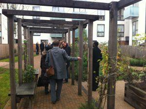 Meriden housing study tour