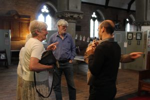 Empowering Design Practices: St John's URC Stourbridge