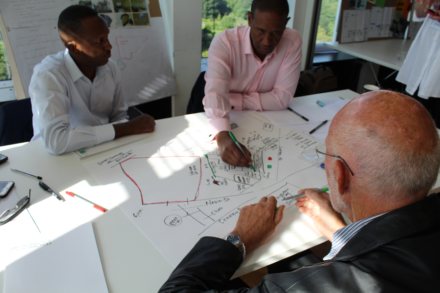 Helping groups rediscover their buildings through design training, Empowering Design Practices