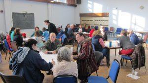 Meriden estate community workshop 2014