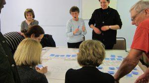 Meriden: community-led action workshop