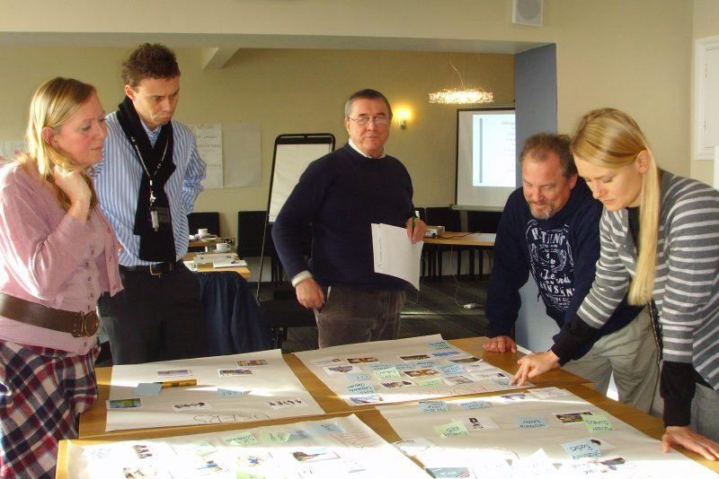 Hastings Pier workshop 2011