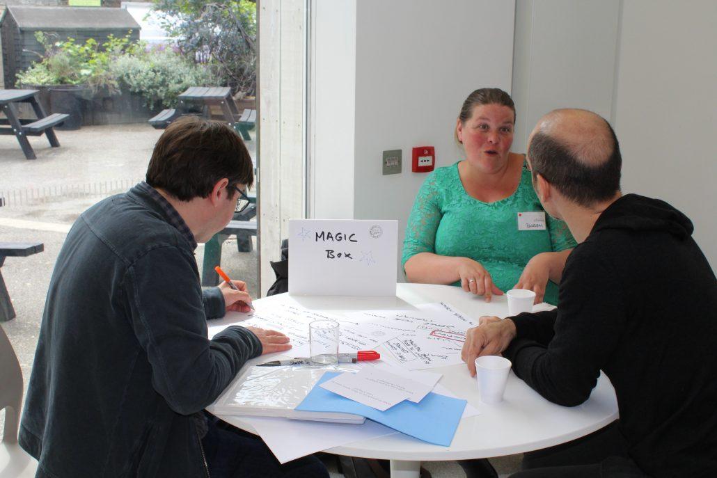 Prototyping Utopias workshop, Prototyping Utopias 2016
