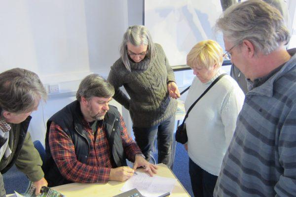 Revitalising local heritage at Marple Wharf: study tour