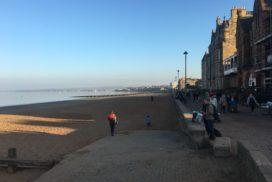 Portobello Connects: mapping magic on the Edinburgh shoreline