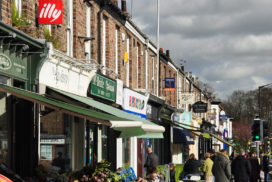 Place, poverty, inequality and possibility on the high street