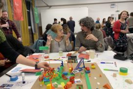 Intergenerational Cities in Glasgow: 'I'll talk to my neighbours more!'