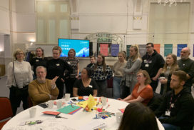 WE design in Blackpool: Seeking places to connect