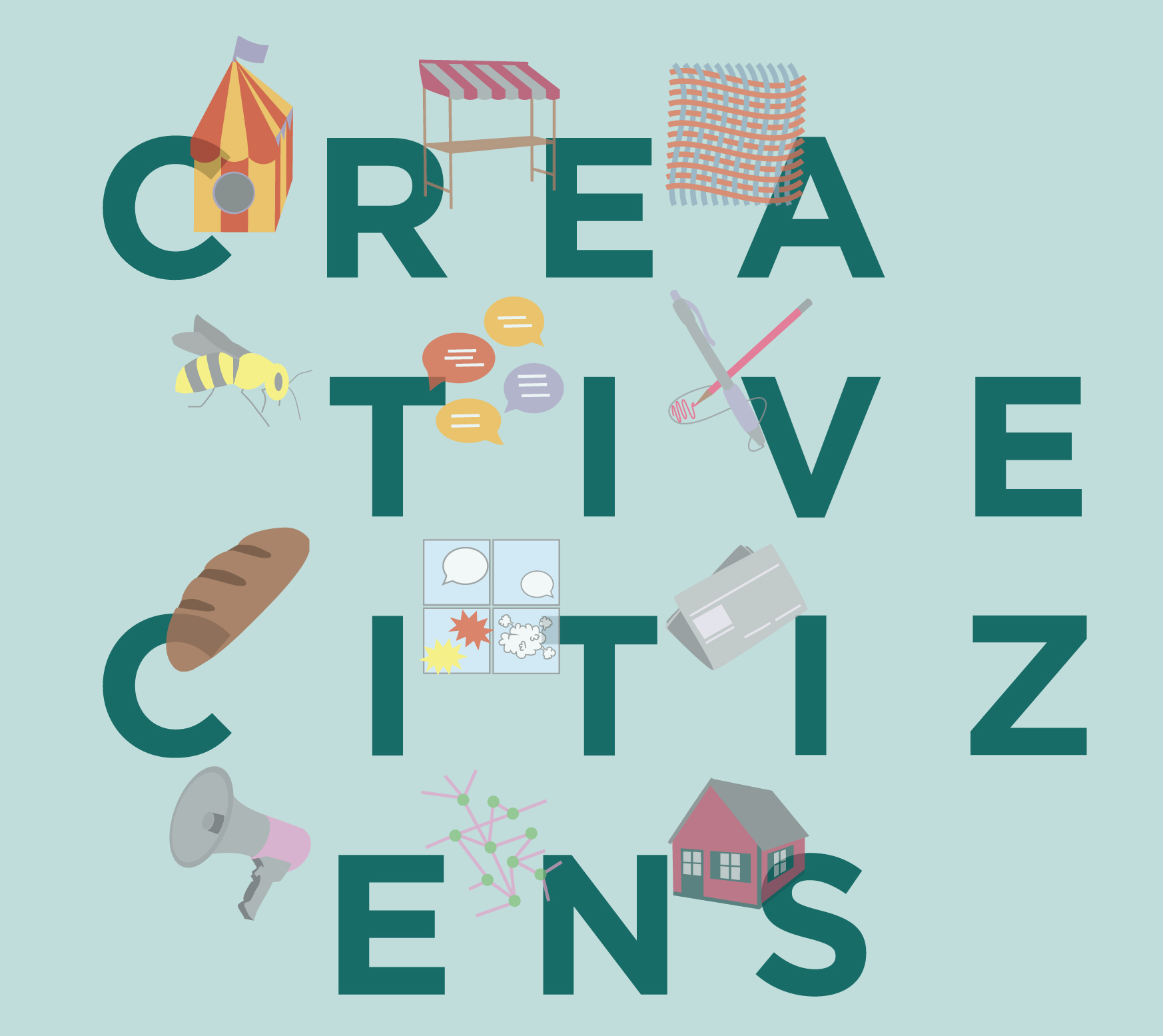 Creative Citizens Variety Pack: Inspiring Ideas for Digital Projects