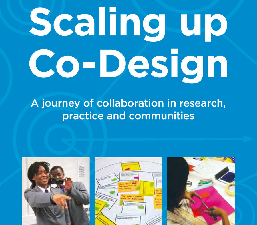 Scaling up Co-Design: A Journey of Collaboration in Research Practice and Communities