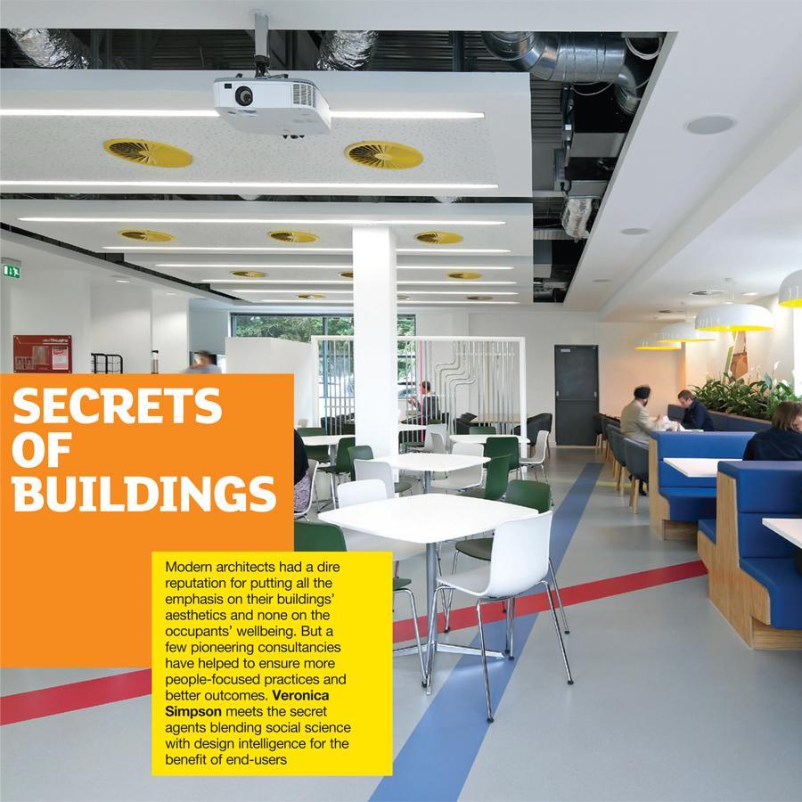 Secrets of Buildings, FX Magazine