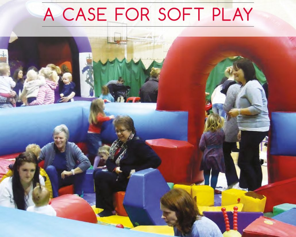 Tidworth Mums: A Case for Soft Play