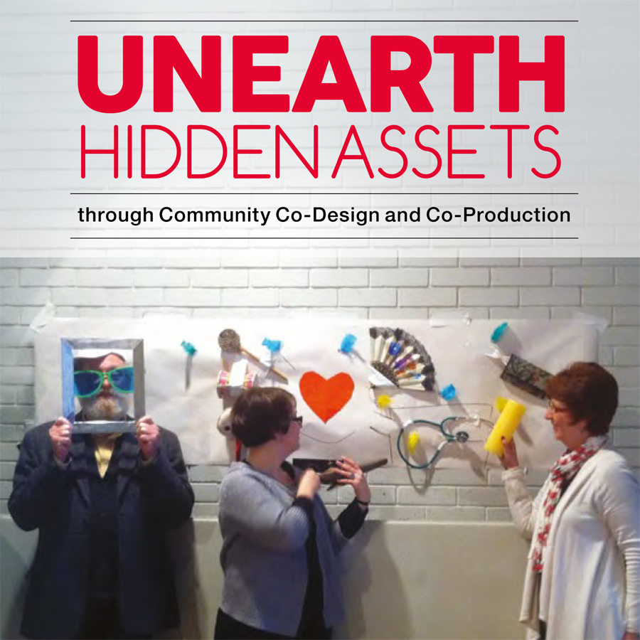 Unearth Hidden Assets Through Community Co-Design and Co-Production