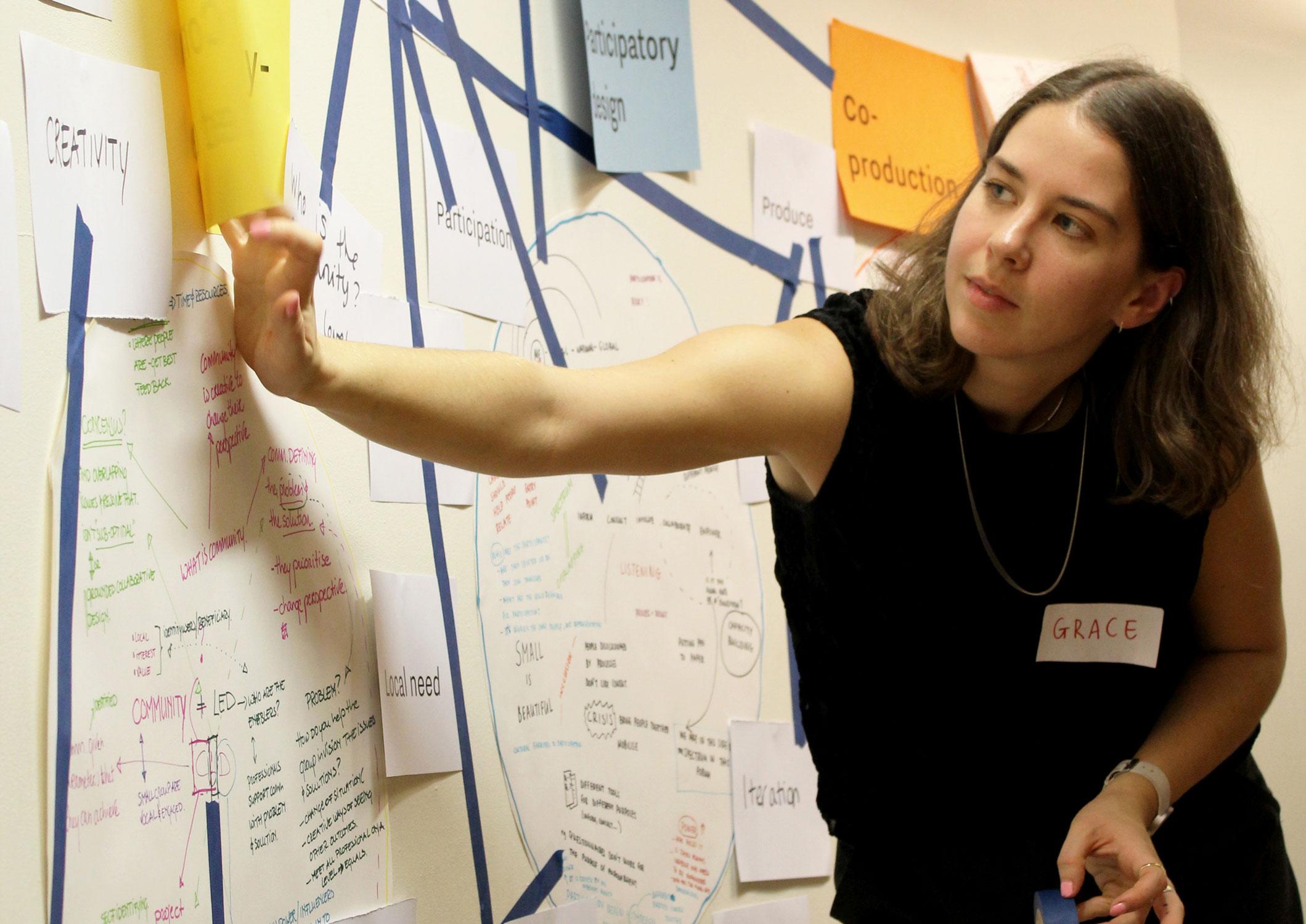 Beyond Buzzwords: The Language of Collaborative Design