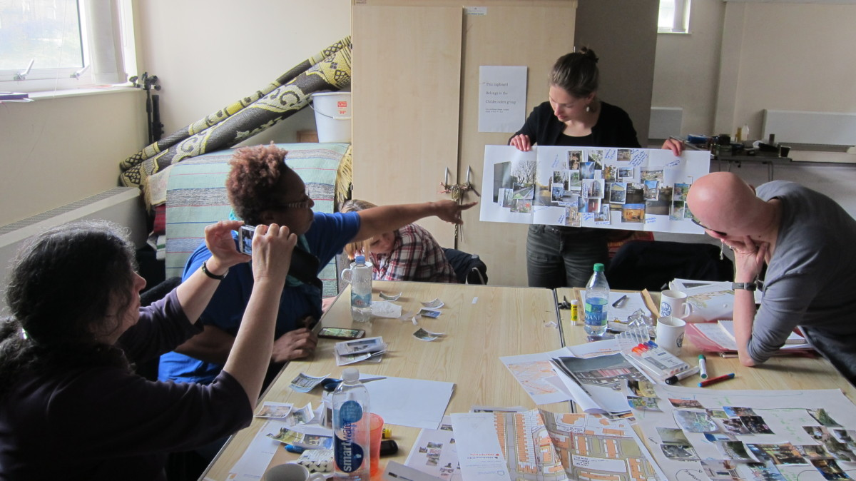 Community Led Housing with London Community Neighbourhood Co-operative