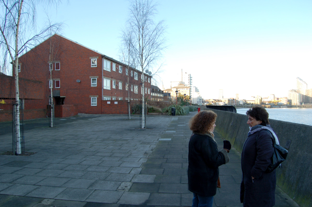 Building a Shared Vision for New Union Wharf