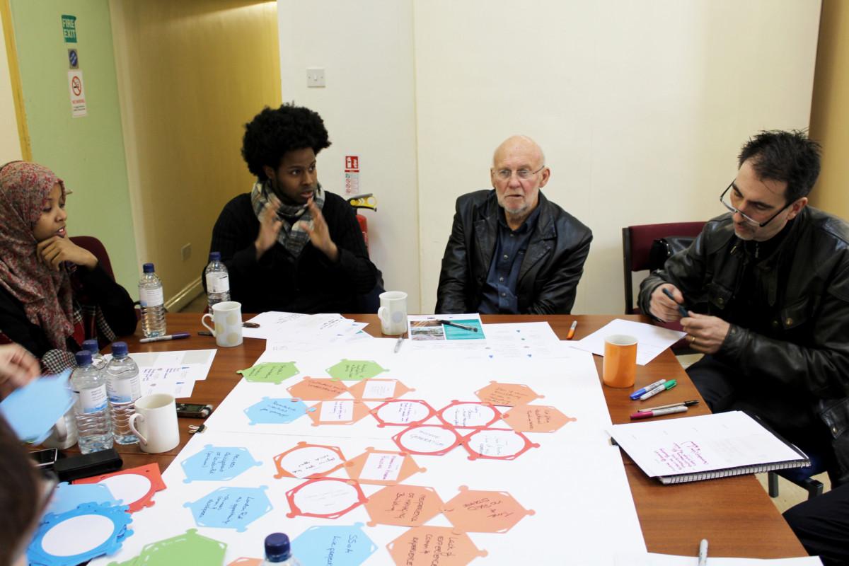 Workshop with ISRAAC, February 2016