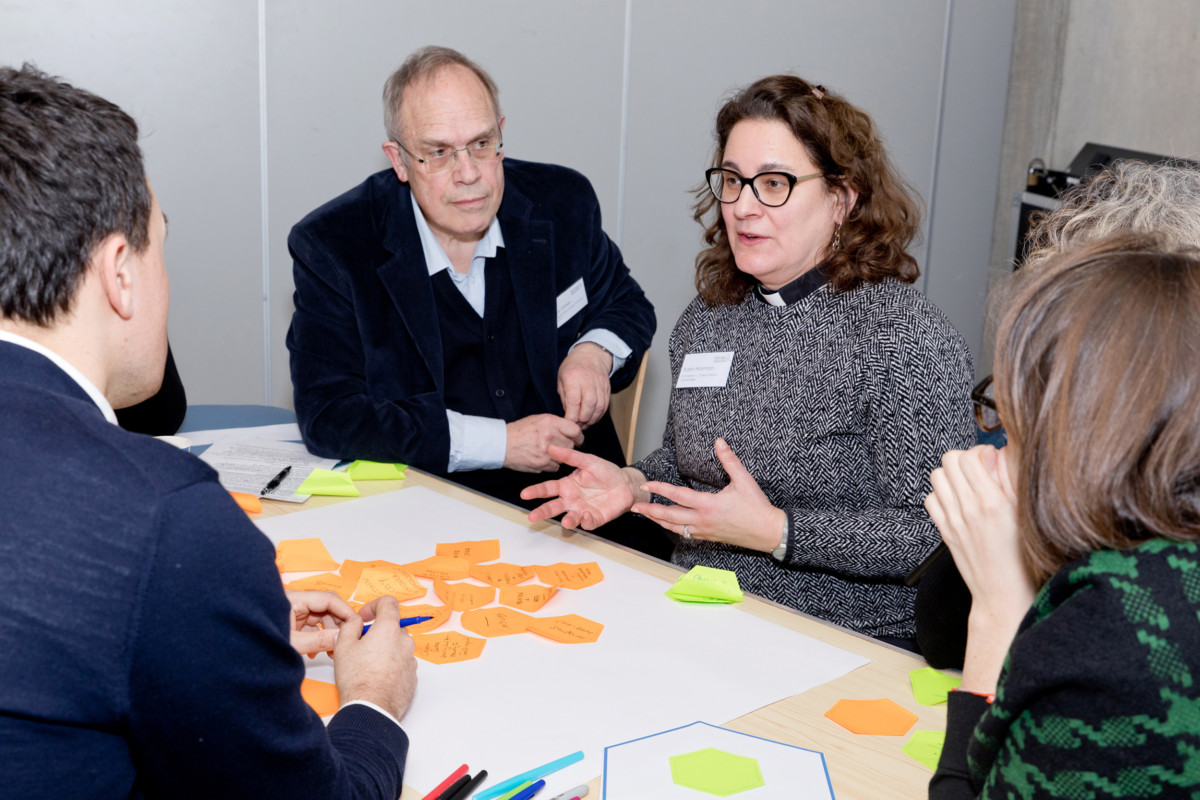 Asset mapping at the EDP Live event, February 2020
