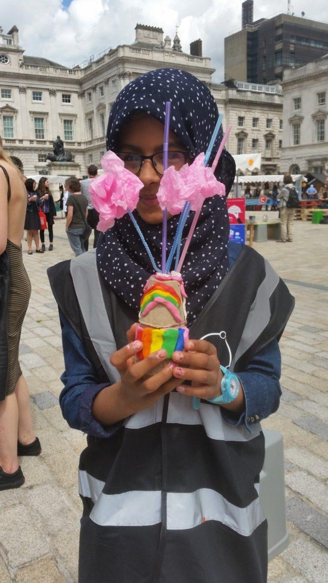 Utopias fair at Somerset House