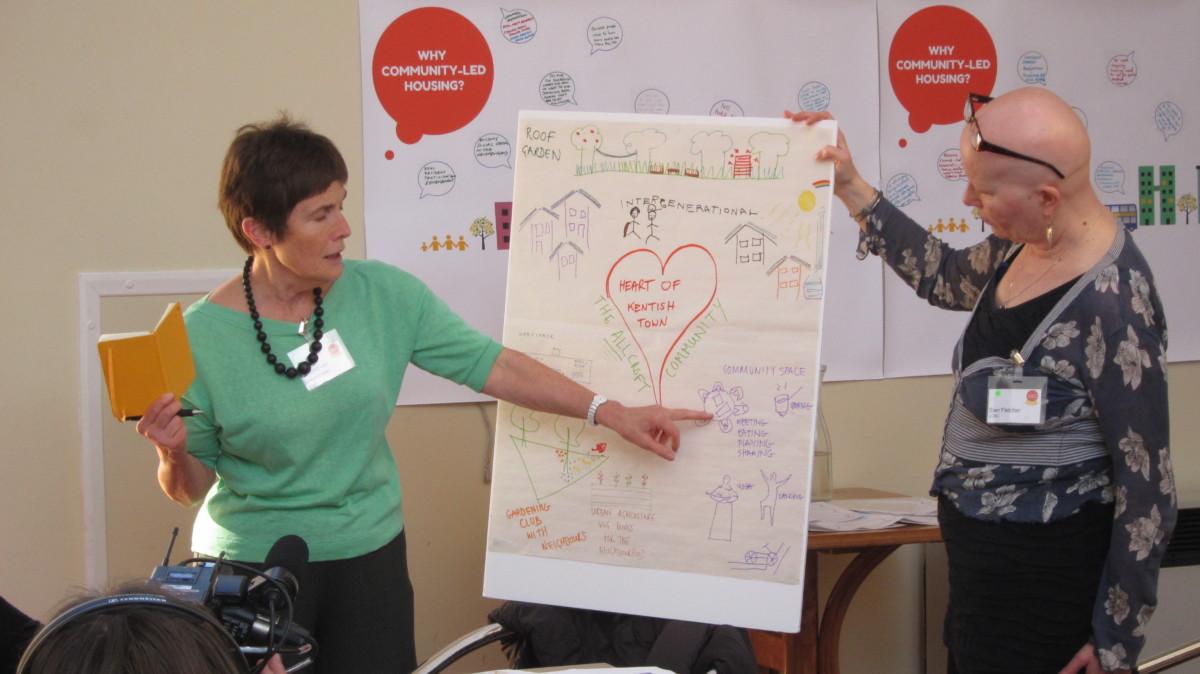 Community-Led Housing Knowledge Exchange