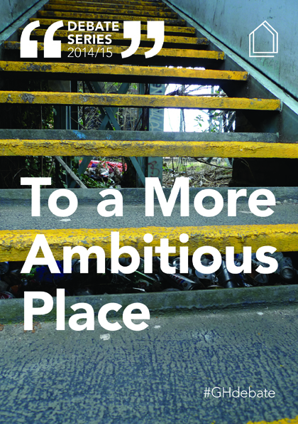 To a More Ambitious Place