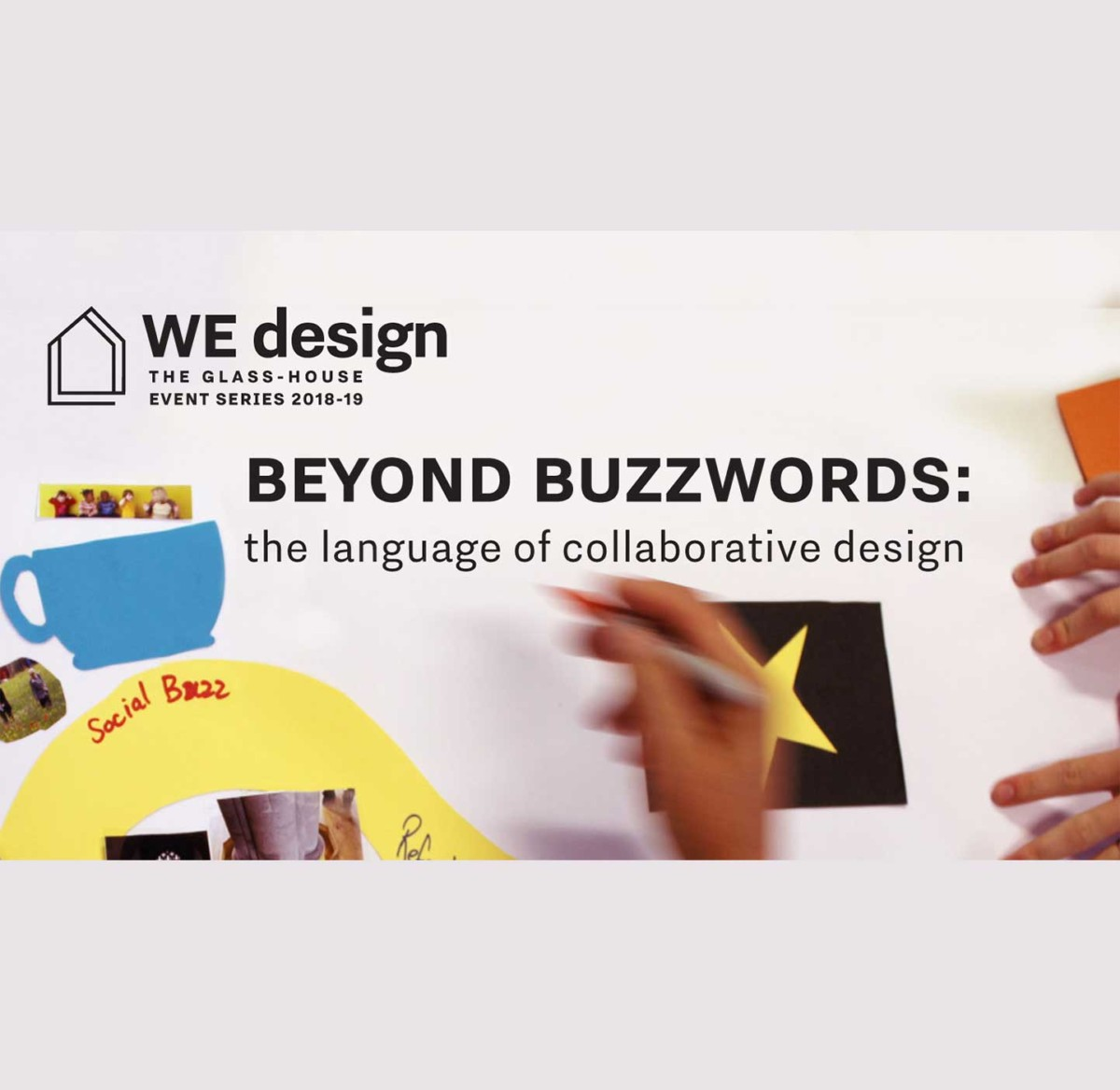 Beyond Buzzwords: the language of collaborative design