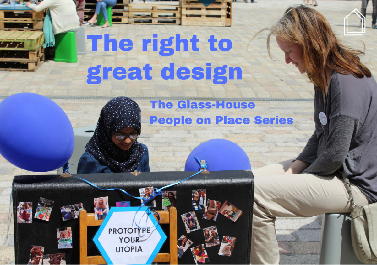 The right to great design – London