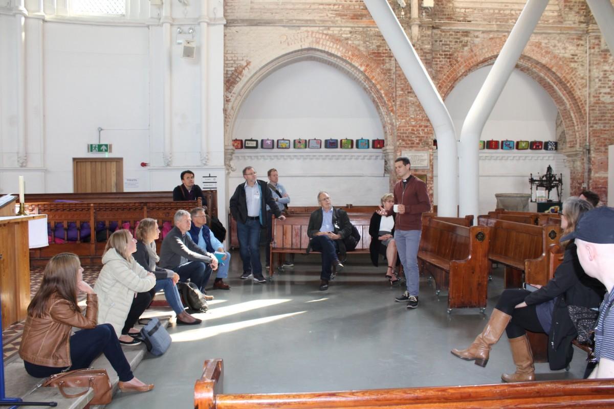 Historic Places of Worship Study Tour – London