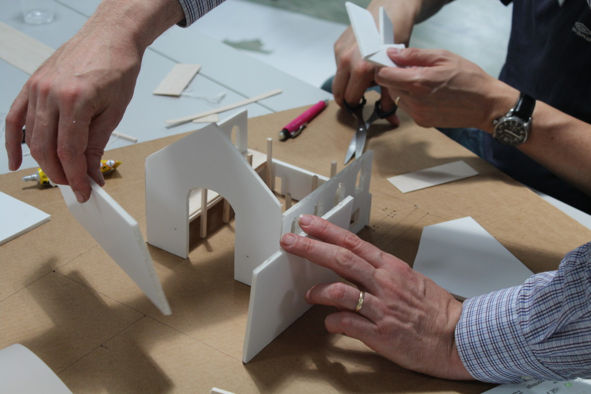 Preparing to Work with Architects: a Beginner's Guide for Community Clients