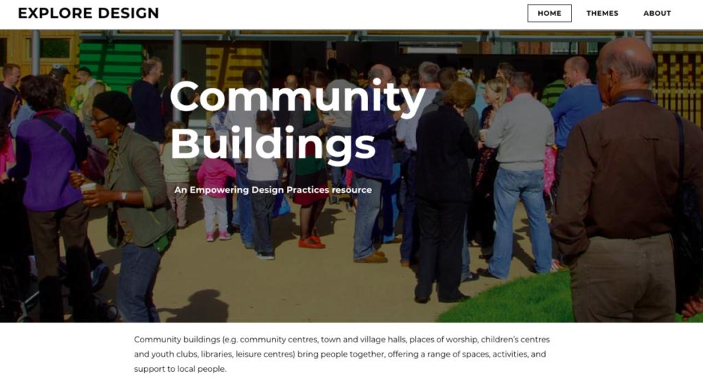 Explore-Design-website-homepage