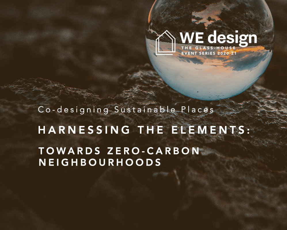 Harnessing the Elements: Towards Zero-carbon Neighbourhoods