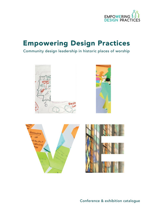 Empowering Design Practices Live Event & Exhibition Catalogue