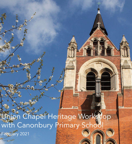 Union Chapel Heritage Workshop: A summary publication about our hybrid workshop design and delivery