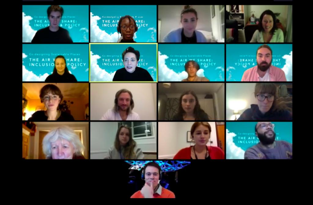 The Air We Share - facilitator team