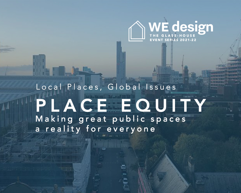 Place Equity: Making great public spaces a reality for everyone